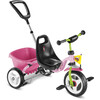 Puky CAT 1 S - Tricycle Enfant - vert/rouge
